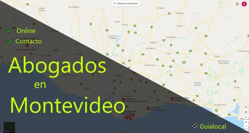 abogados en Montevideo
