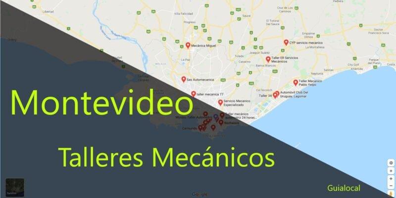 Talleres Mecánicos en Montevideo