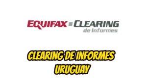 Clearing de Informes Uruguay