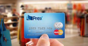 Cómo solicitar la tarjeta Prex