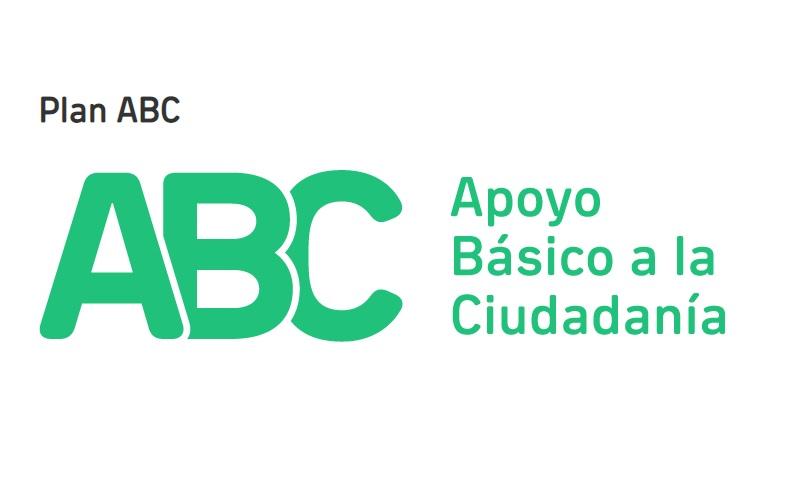 PLAN ABC apoyo básico a la ciudadanía